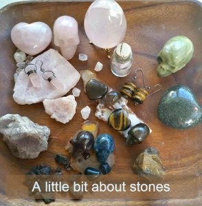 A little bit about stones