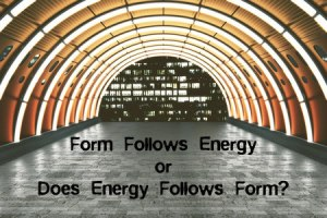 Form and Energy