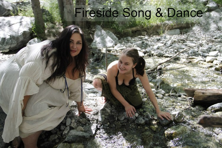 Frieside Song and Dance
