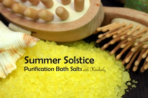 54538643 - some bath salts for aromatherapy