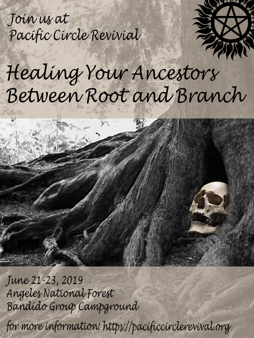Healing your ancestors between root and branch