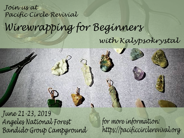 wirewrapping for beginners.