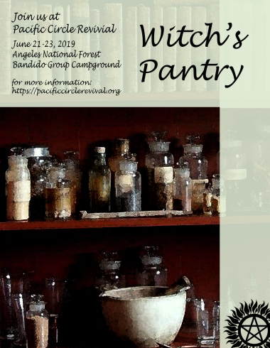 Witch's Pantry